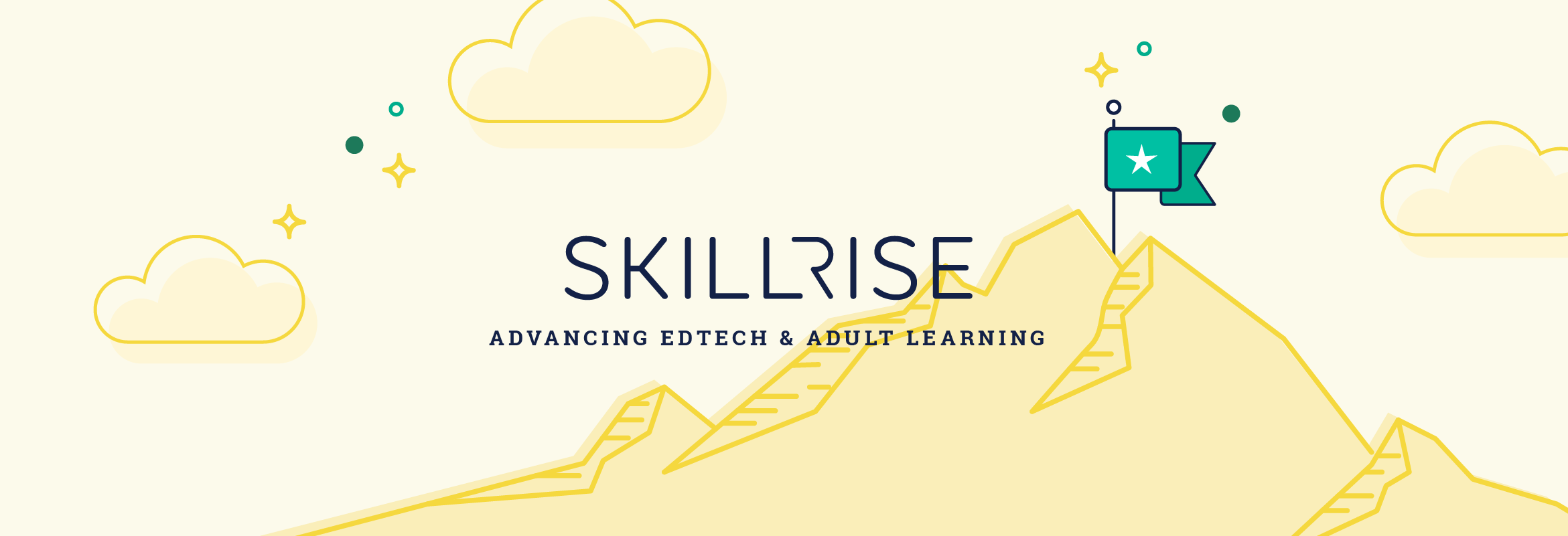 SkillRise is a way to meet goals for upskilling